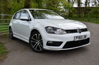2015 VOLKSWAGEN GOLF 2.0 R-LINE TDI BLUEMOTION TECHNOLOGY 5d 148 BHP £14850.00