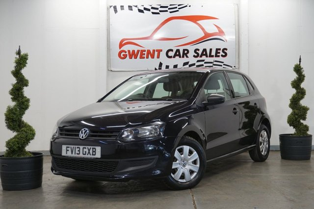 USED 2013 13 VOLKSWAGEN POLO 1.2 S A/C 5d 60 BHP **IDEAL FIRST CAR , LOW INSURANCE GROUP