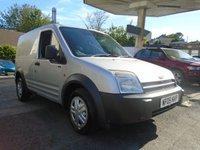 USED 2005 05 FORD TRANSIT CONNECT 1.8 T200 SWB 1d 74 BHP
