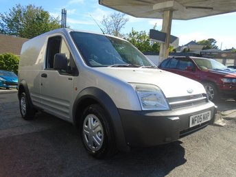 2005 FORD TRANSIT CONNECT 1.8 T200 SWB 1d 74 BHP £1995.00