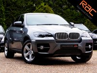 USED 2009 09 BMW X6 3.0 XDRIVE35D 4d AUTO 282 BHP