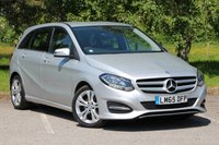 2015 MERCEDES-BENZ B CLASS 2.1 B 200 D SPORT EXECUTIVE 5d AUTO 134 BHP £15980.00