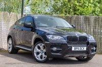 2011 BMW X6 XDRIVE 4.0D AUTO £17500.00