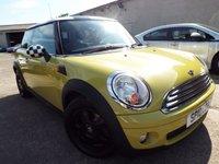 2010 MINI HATCH COOPER 1.6 COOPER 3d 122 BHP £4995.00