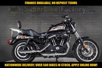 USED 2013 13 HARLEY-DAVIDSON SPORTSTER XL 883 ROADSTER GOOD & BAD CREDIT ACCEPTED, OVER 500+ BIKES IN STOCK