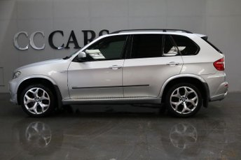 2008 BMW X5 3.0 D SE 5d 215 BHP £9495.00
