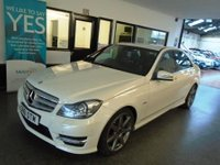 2011 MERCEDES-BENZ C CLASS 2.1 C250 CDI BLUEEFFICIENCY SPORT ED125 4d AUTO 204 BHP £10995.00