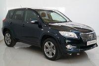 2011 TOYOTA RAV4 2.2 SR D-CAT 5d AUTO 150 BHP £9650.00