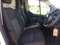 USED 2014 14 FORD TRANSIT CUSTOM 2.2 270 LR P/V 1d 99 BHP