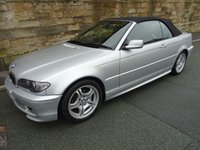 USED 2005 55 BMW 3 SERIES 2.0 318CI SPORT 2d 141 BHP