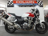 USED 2005 05 HONDA CB 1300 F3 1284cc CB 1300 F1-3  ONLY 5,000 WITH FSH!!!