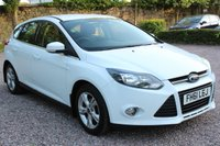 USED 2012 61 FORD FOCUS 1.6 ZETEC TDCI 5d 113 BHP
