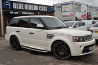 USED 2009 LAND ROVER RANGE ROVER SPORT 3.0 TDV6 HSE 5d AUTO 245 BHP AUTOBIOGRAPHY KIT, HUGE SPEC