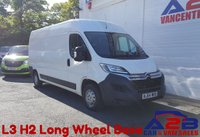 USED 2014 64 CITROEN RELAY 2.2 35 L3H2 HDI 130 BHP L3 H2 Long Wheel Base, Bluetooth, DAB Radio *Over The Phone Low Rate Finance Available*   *UK Delivery Can Also Be Arranged*           ___________       Call us on 01709 866668 or Send us a Text on 07462 824433
