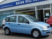USED 2009 09 FIAT PANDA 1.1 ACTIVE ECO 5dr