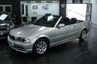 2002 BMW 3 SERIES 2.2 320CI 2d 168 BHP £2990.00