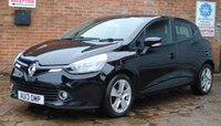 USED 2013 13 RENAULT CLIO 1.1 EXPRESSION PLUS 16V 5d 75 BHP www.suffolkcarcentre.co.uk - Located at Ilketshall