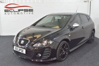 2012 SEAT LEON 2.0 SUPERCOPA FR PLUS CR TDI 5d 168 BHP £6495.00