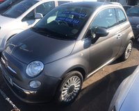 USED 2011 11 FIAT 500 1.2 LOUNGE 3d 69 BHP ONLY 48K MILES
