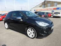 USED 2010 60 CITROEN DS3 1.6 HDI BLACK AND WHITE 3d 90 BHP SH * DIESEL * GOT BAD CREDIT * WE CAN HELP *