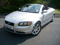 USED 2008 58 VOLVO C70 2.0 SE 2d 135 BHP Showroom Condition, JUST 6700 Miles From New with Full Volvo Dealership Service History, Beautiful Unrepeatable Example!!!