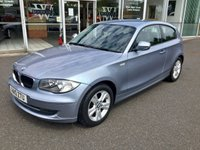 2010 BMW 1 SERIES 2.0 116I SE 3DR HATCHBACK 121 BHP £5995.00