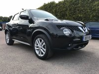 2015 NISSAN JUKE 1.5 DCI ACENTA 5d ONLY TWENTY POUNDS ROAD TAX AND SERVICE HISTORY   £8000.00