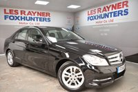 2014 MERCEDES-BENZ C CLASS 2.1 C220 CDI EXECUTIVE SE PREMIUM 4d 168 BHP £10499.00