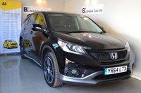 2014 HONDA CR-V 2.0 I-VTEC SE-T 5d 153 BHP £14995.00