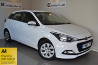USED 2015 65 HYUNDAI I20 1.2 MPI S AIR BLUE DRIVE 5d 74 BHP Immaculate - Full Service History - Air Conditioning - £20 Road Tax - Bluetooth - Must Be Seen