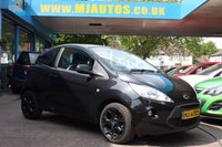 2015 FORD KA 1.2 ZETEC BLACK EDITION 3dr 69 BHP £6095.00