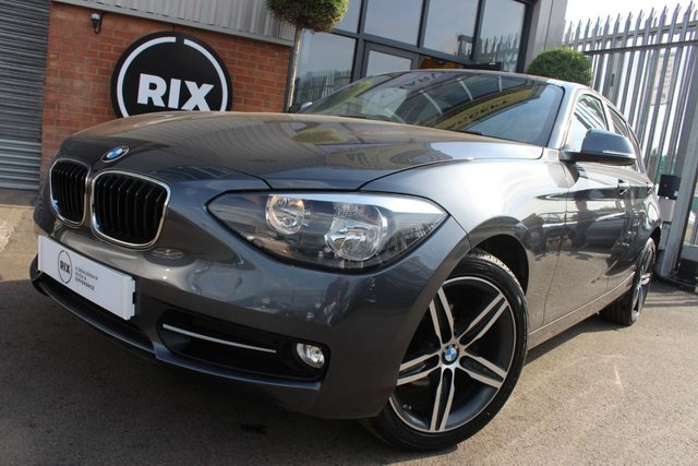 2015 64 BMW 1 SERIES 2.0 116D SPORT 5d-SATNAV-COMFORT PACK