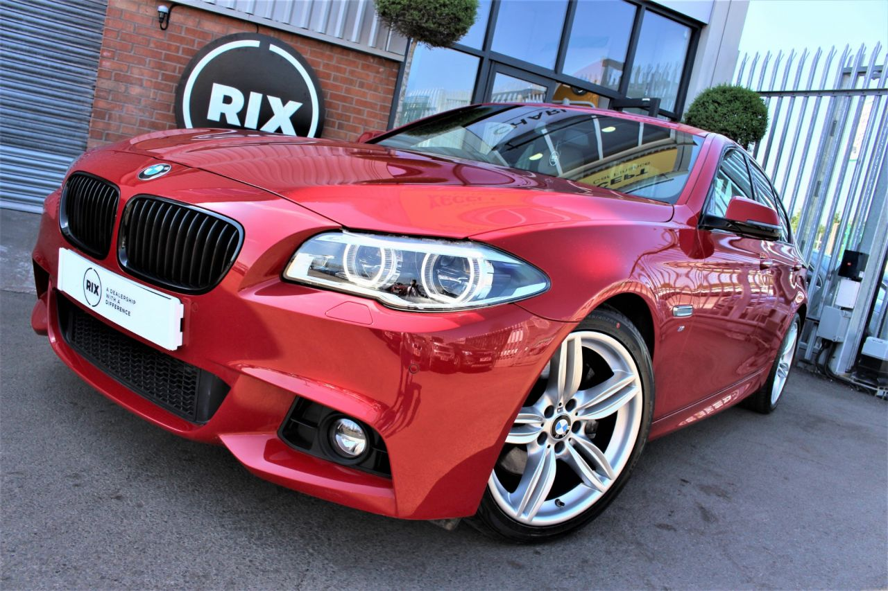Thumbnail image of BMW 5 SERIES