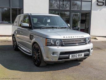 2012 LAND ROVER RANGE ROVER SPORT 5.0 V8  5d AUTO SUPERCHARGED 510 BHP £SOLD