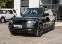 2013 LAND ROVER RANGE ROVER 5.0 V8 AUTOBIOGRAPHY 5d AUTO 510 BHP