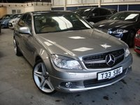 USED 2007 T MERCEDES-BENZ C CLASS 3.0 C320 CDI ELEGANCE 4d AUTO 222 BHP ANY PART EXCHANGE WELCOME, COUNTRY WIDE DELIVERY ARRANGED, HUGE SPEC