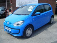 2014 VOLKSWAGEN UP
