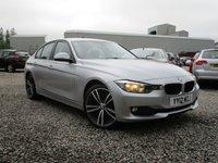 2012 BMW 3 SERIES 2.0 320D EFFICIENTDYNAMICS 4d 161 BHP £9750.00