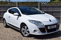 2011 RENAULT MEGANE 1.6 DYNAMIQUE TOMTOM VVT 3d 110 BHP £5499.00