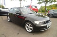 2009 BMW 1 SERIES 2.0 116I SPORT 3d 121 BHP £4999.00