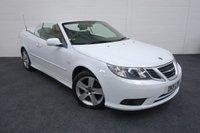 2011 SAAB 9-3 1.9 VECTOR SPORT TTID 2d AUTO 180 BHP £9995.00