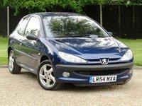 2004 PEUGEOT 206 1.4 SE 3d 74 BHP AUTO  £800.00