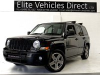 2008 JEEP PATRIOT 2.0 LIMITED CRD 5d  £3991.00