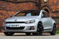 USED 2015 15 VOLKSWAGEN SCIROCCO 2.0 TDI BlueMotion Tech GT Hatchback DSG 3dr **NOW SOLD**