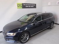 2015 VOLKSWAGEN PASSAT 2.0 GT TDI BLUEMOTION TECHNOLOGY 5d 148 BHP £16500.00