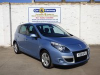 2012 RENAULT SCENIC 1.6 DYNAMIQUE TOMTOM ENERGY DCI S/S 5d 130 BHP £5988.00