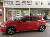 USED 2015 65 MERCEDES-BENZ A CLASS 1.6 A 180 SE EXECUTIVE 5d 121 BHP MERCEDES-BENZ A CLASS 1.6 A 180 SE EXECUTIVE 5d 121 BHP