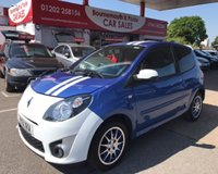 2011 RENAULT TWINGO 1.1 GORDINI SPECIAL EDITION 100 BHP *ONLY 67,000 MILES* F.S.H £2995.00