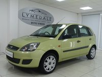 2006 FORD FIESTA 1.2 STYLE 16V 5d 78 BHP £1695.00