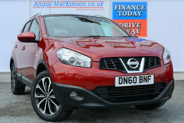 2010 60 NISSAN QASHQAI 1.5 N-TEC DCI Great Low Mileage 5dr Family SUV